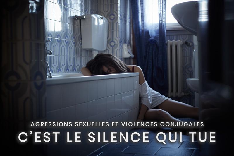 40- Agressions sexuelles et violences conjugales - C'est le silence qui tue