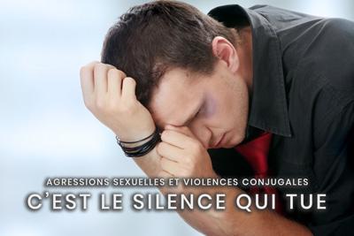 46- Agressions sexuelles et violences conjugales - C'est le silence qui tue