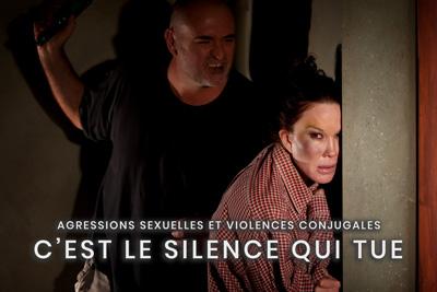 49- Agressions sexuelles et violences conjugales - C'est le silence qui tue