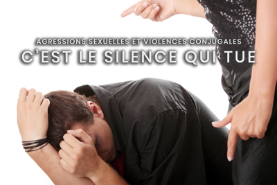 52- Agressions sexuelles et violences conjugales - C'est le silence qui tue