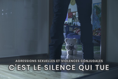 54- Agressions sexuelles et violences conjugales - C'est le silence qui tue