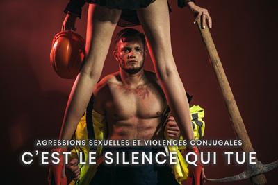 55- Agressions sexuelles et violences conjugales - C'est le silence qui tue