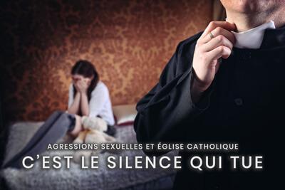 58- Agressions sexuelles et violences conjugales - C'est le silence qui tue