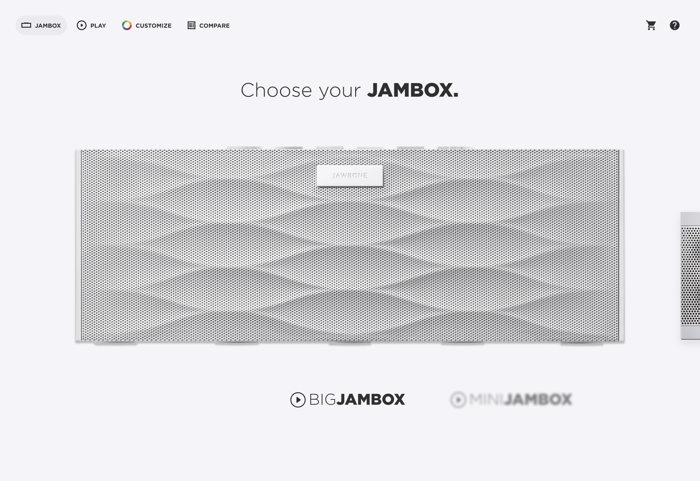 Jambox - Gray