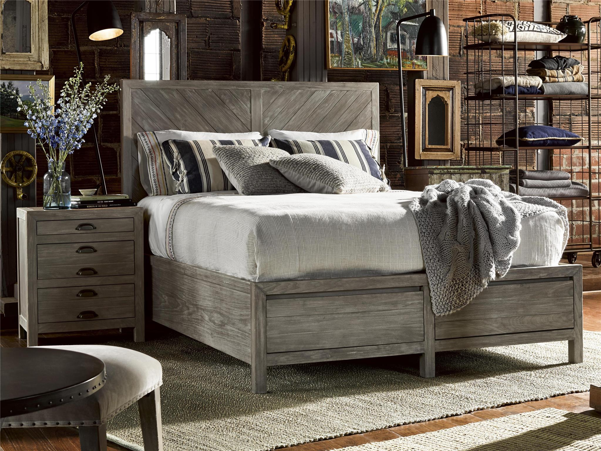 Biscayne Bed (King)
