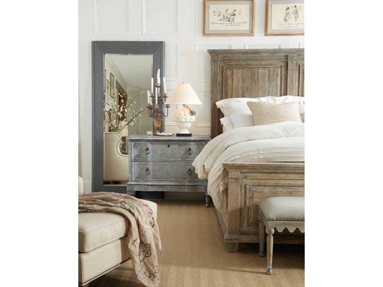 Boheme Laurier Panel Bed (Queen)