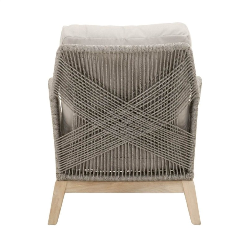 Loom Outdoor Club Chair