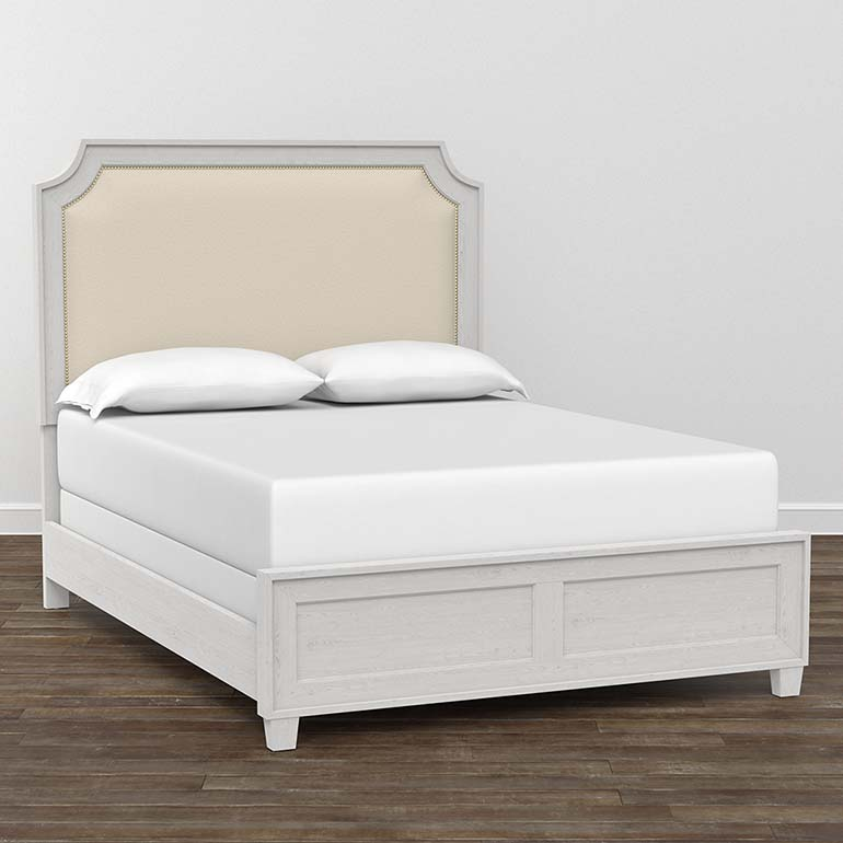 Ventura Upholstered Bed (King)
