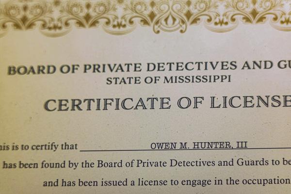 Hunter P.I. - The Third