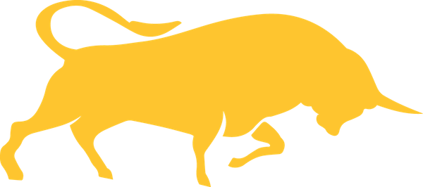 The Golden Bull Bull Logo