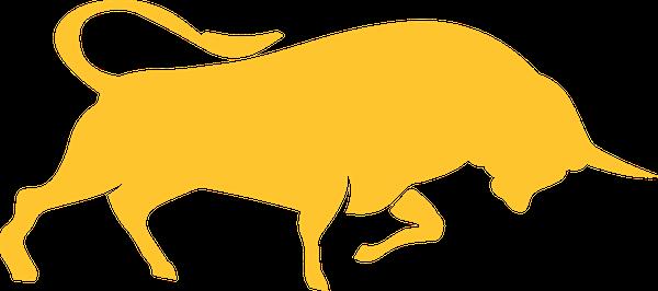 The Golden Bull Bull Logo