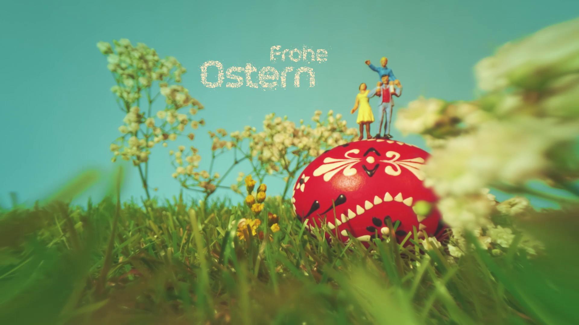 BR Frühling und Ostern