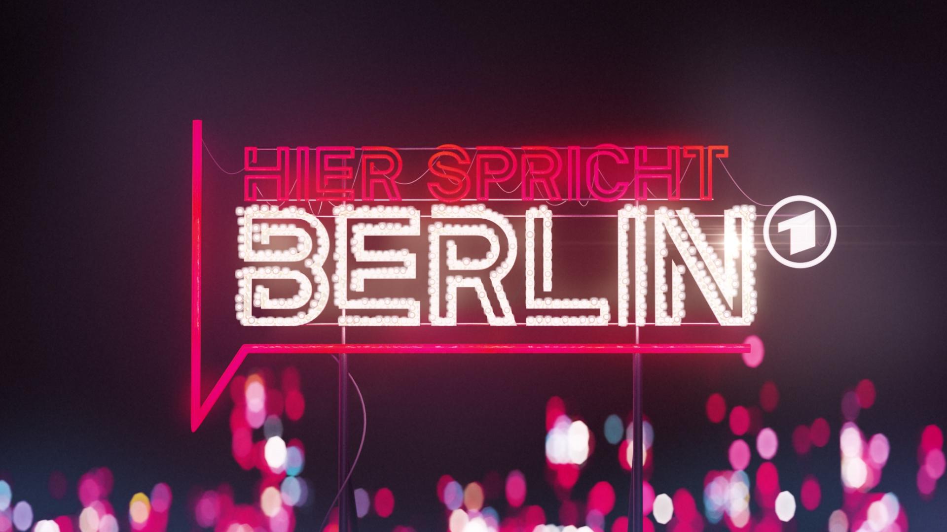 rbb Hier spricht Berlin