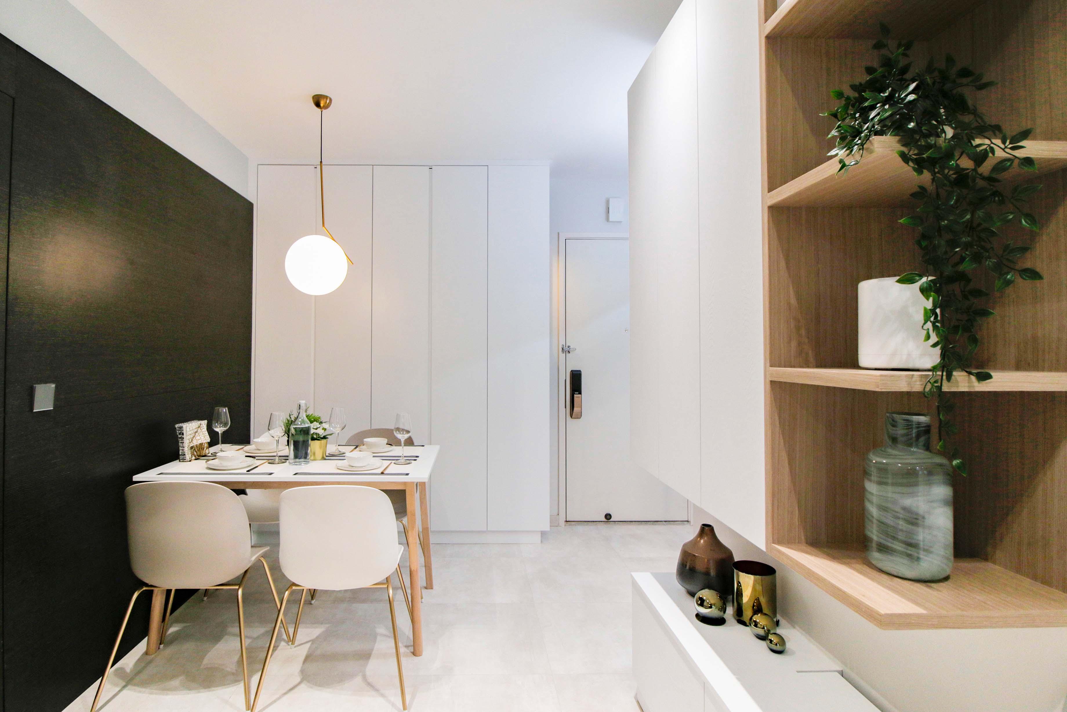 Inch Interior Design Hong Kong Shek Kip Mei Estate