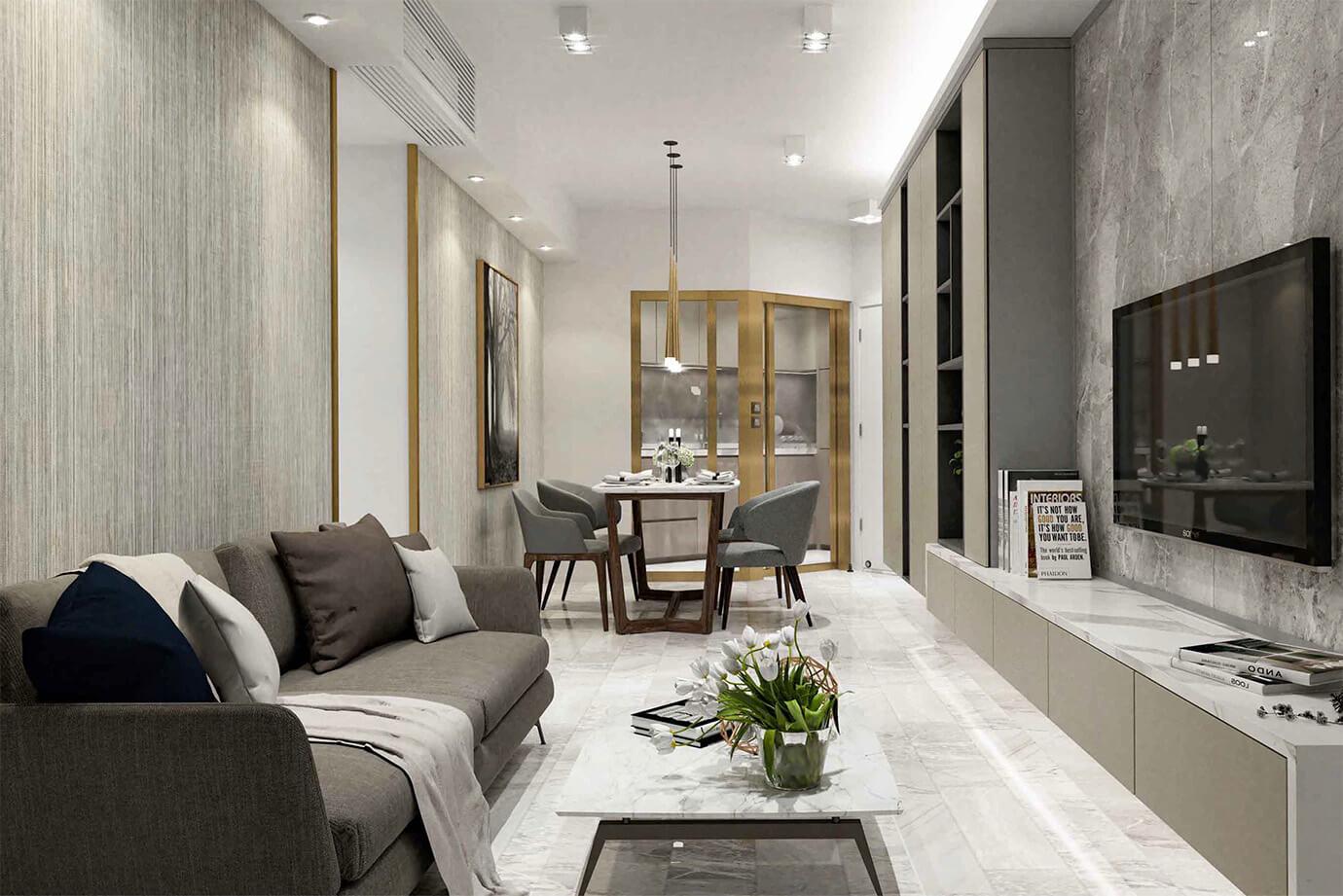 Inch Interior Design Hong Kong