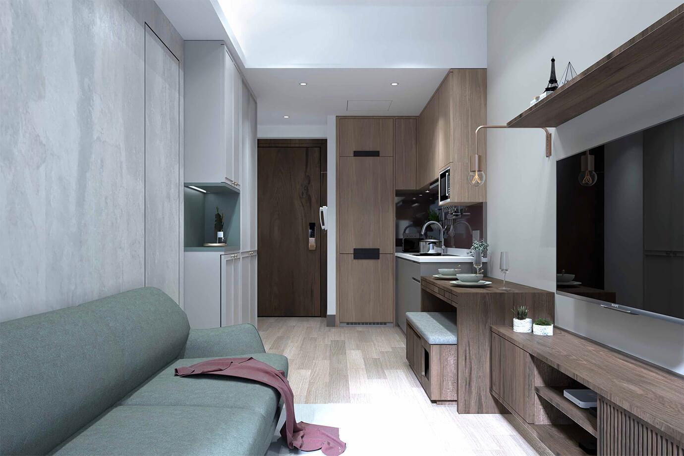 Inch Interior Design Hong Kong Wings At Sea II