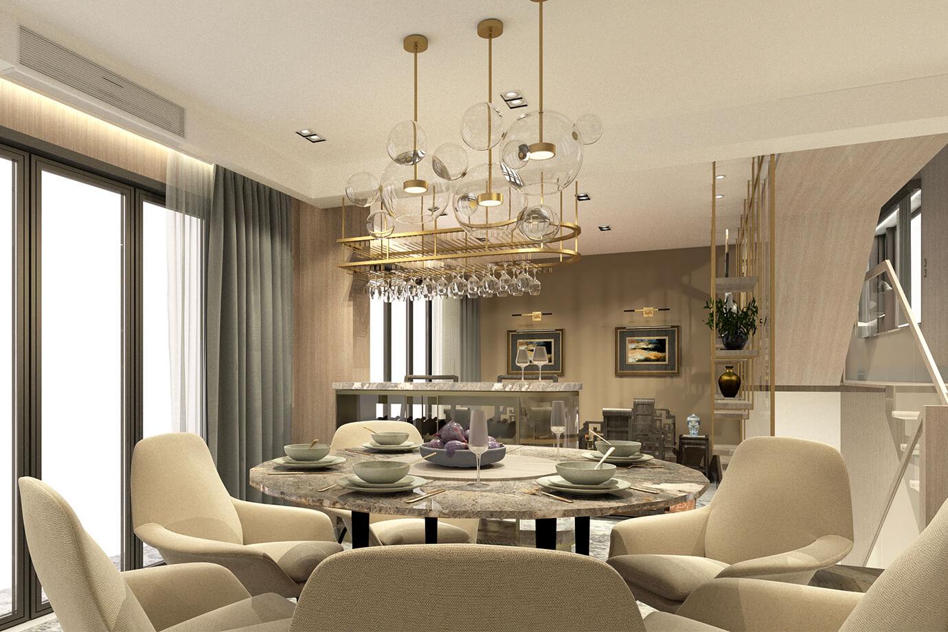 Inch Interior Design Hong Kong Sai Kung House