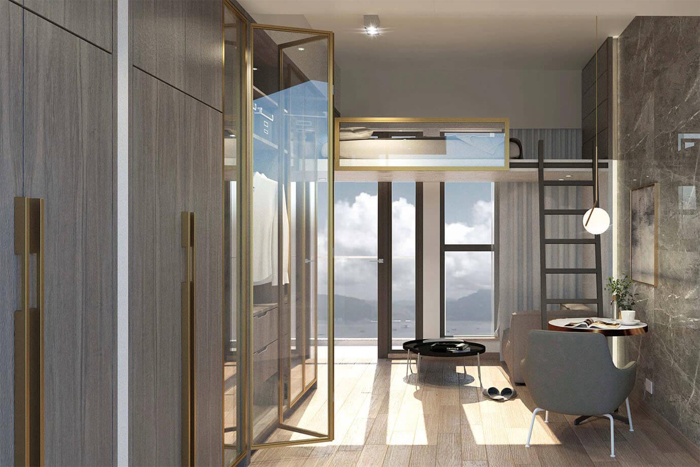 Inch Interior Design Hong Kong Victoria Skye 1
