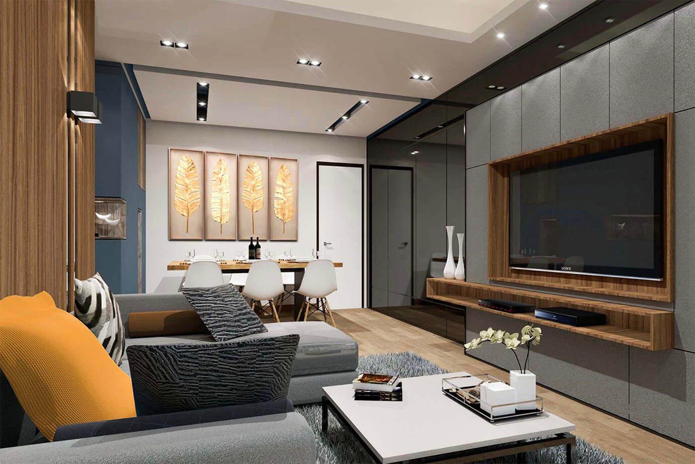 Inch Interior Design Hong Kong Ocean Pride