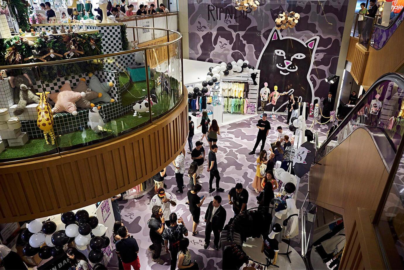 Inch Interior Design Hong Kong RipnDip Event
