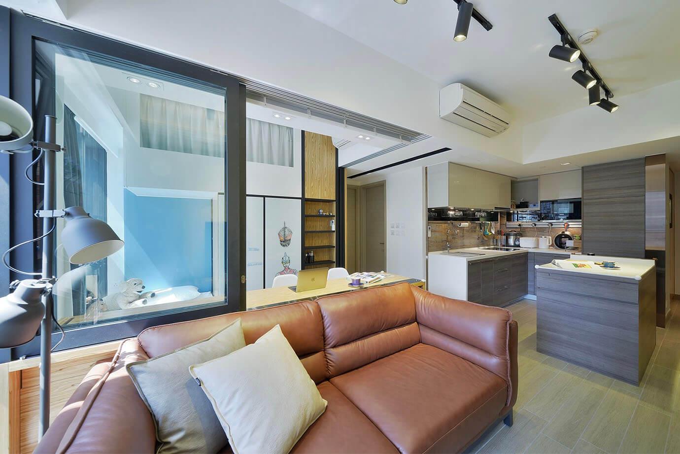 Inch Interior Design Hong Kong Ocean Wings