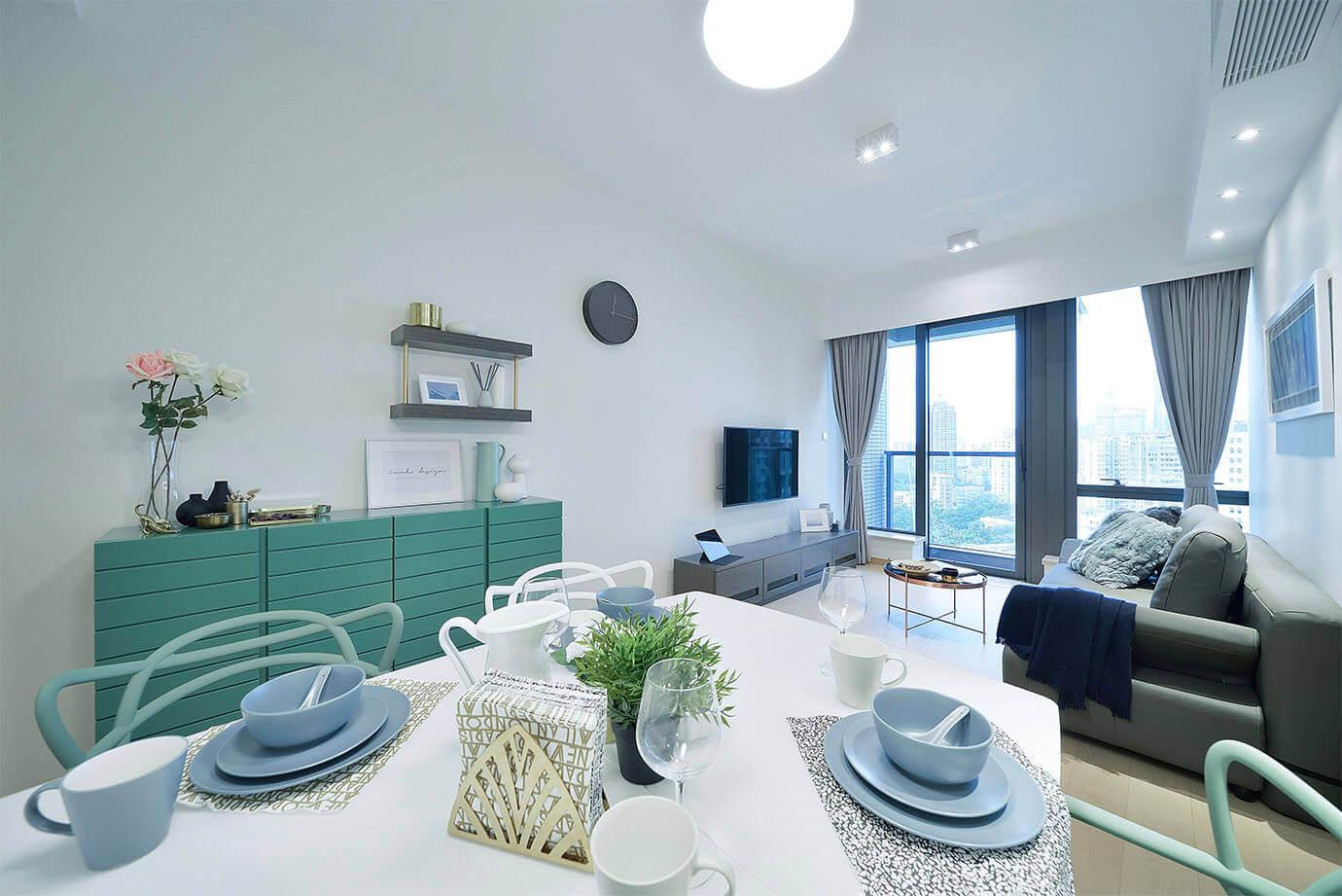 Inch Interior Design Hong Kong Mantin Heights