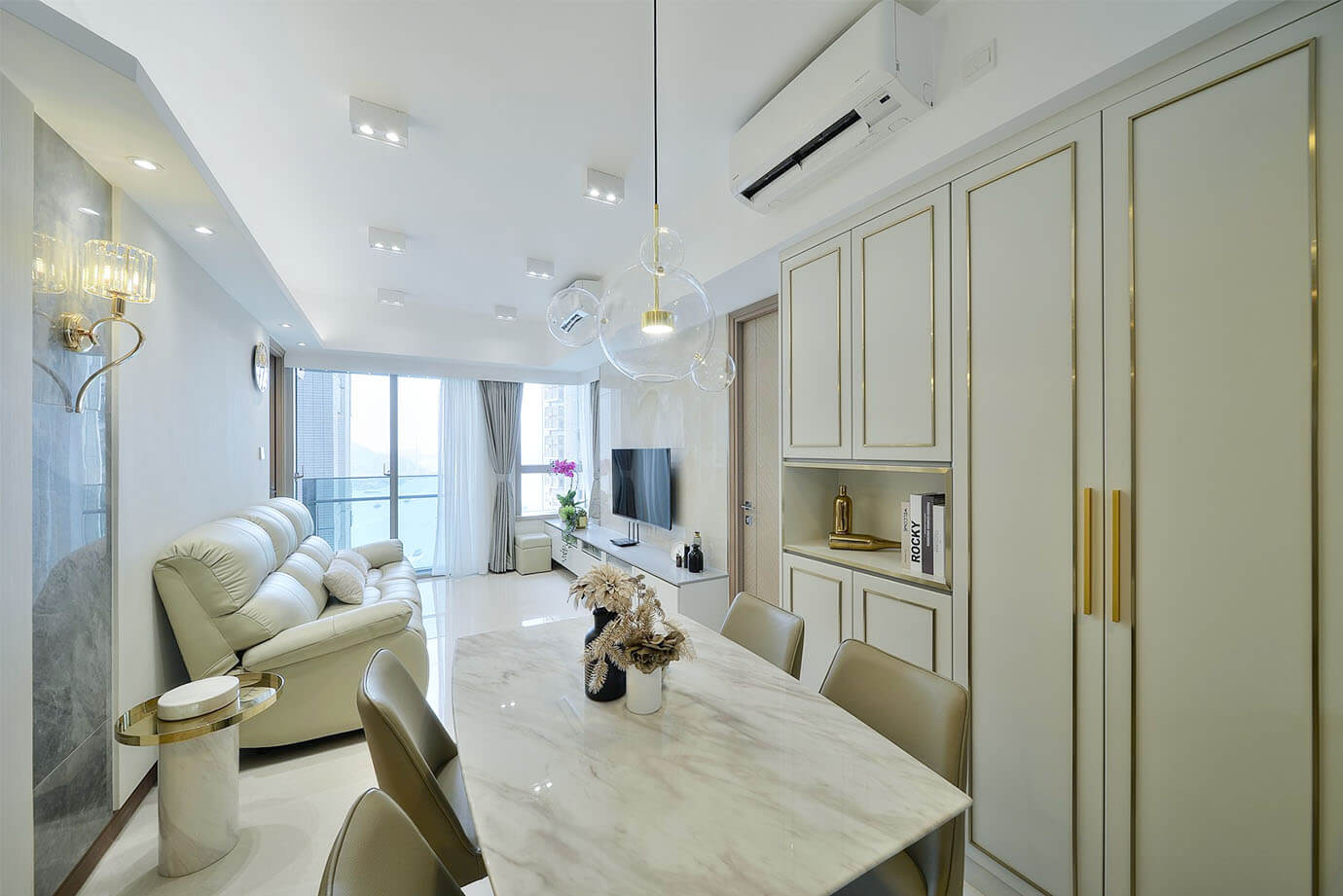 Inch Interior Design Hong Kong Ocean Supreme 海之戀 荃灣