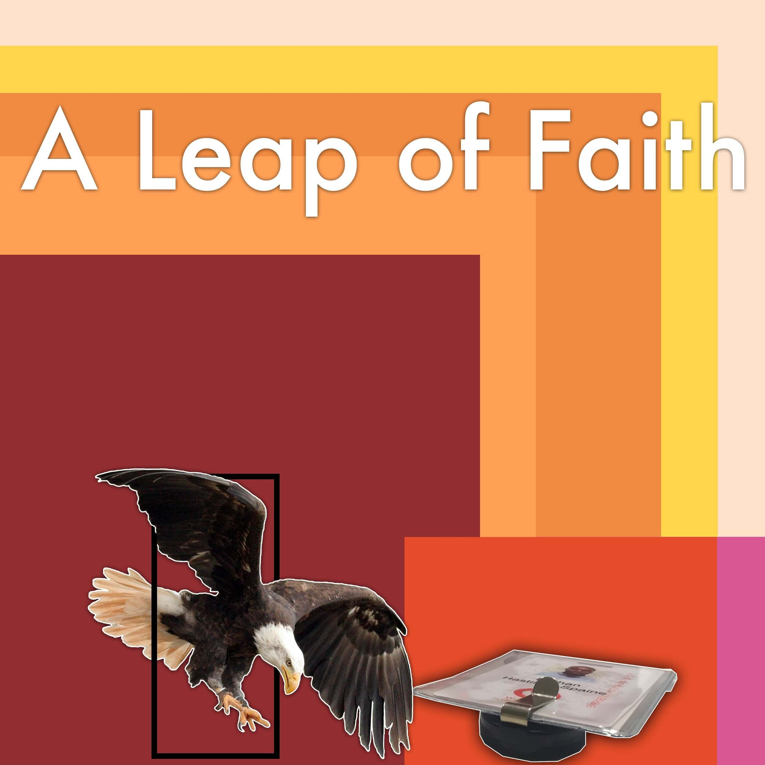 I left my corporate job in New York City and moved back home to DC to be a full-time entrepreneur. You call it a leap of faith. I call it my story.