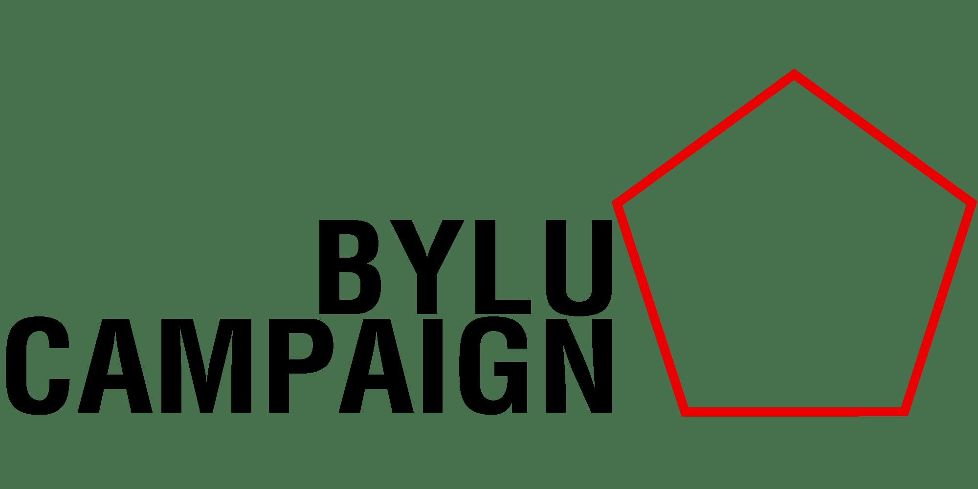 bylu campaign navbar logo