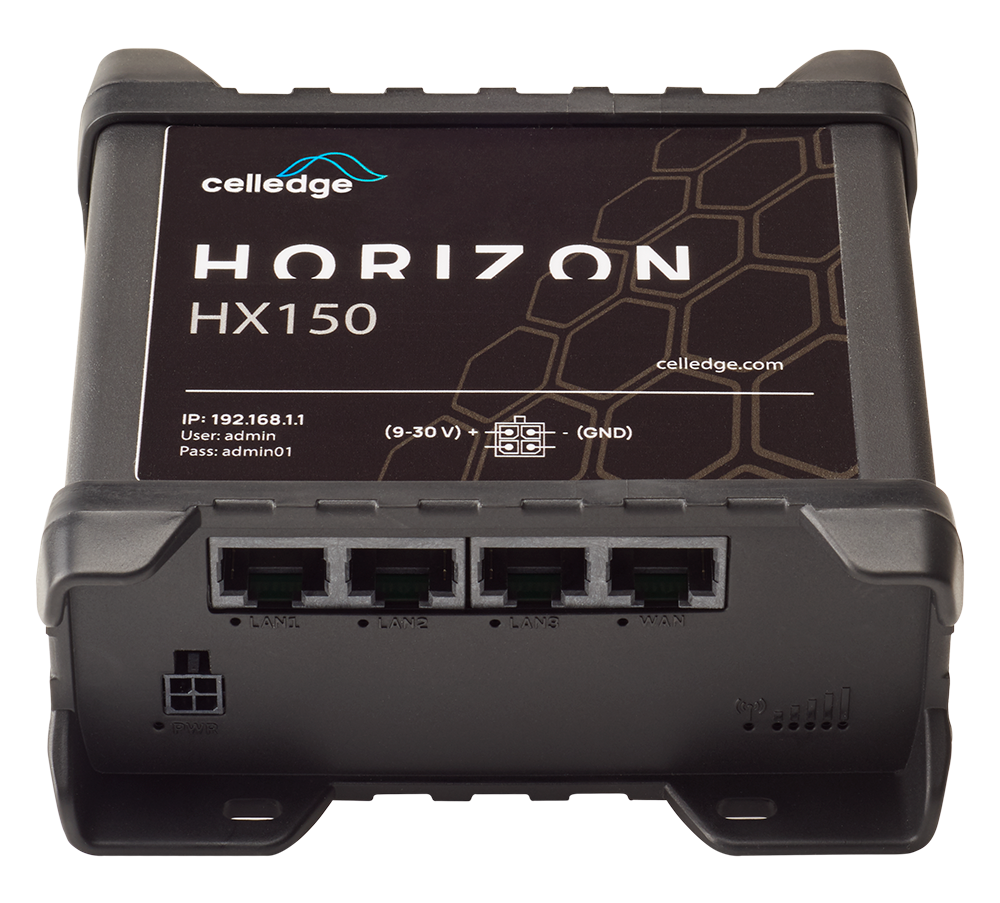 Horizon HX150 4G cellular router