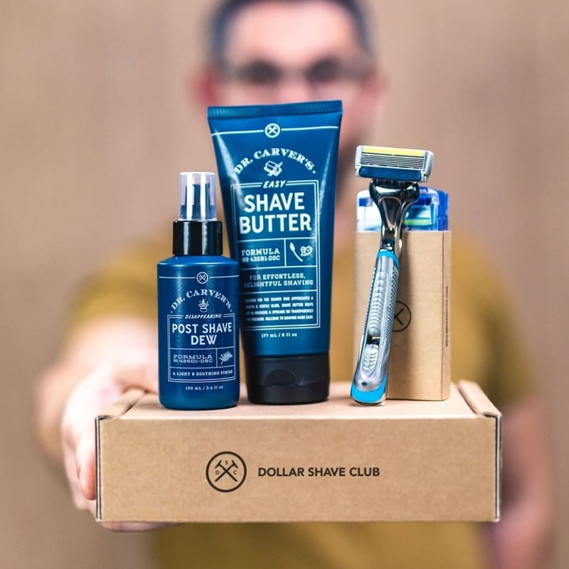 why unilever really bought dollar shave club bloomberg - 800×800