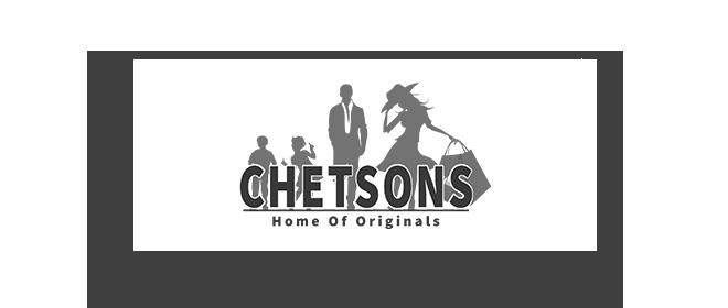 Chetsons Logo