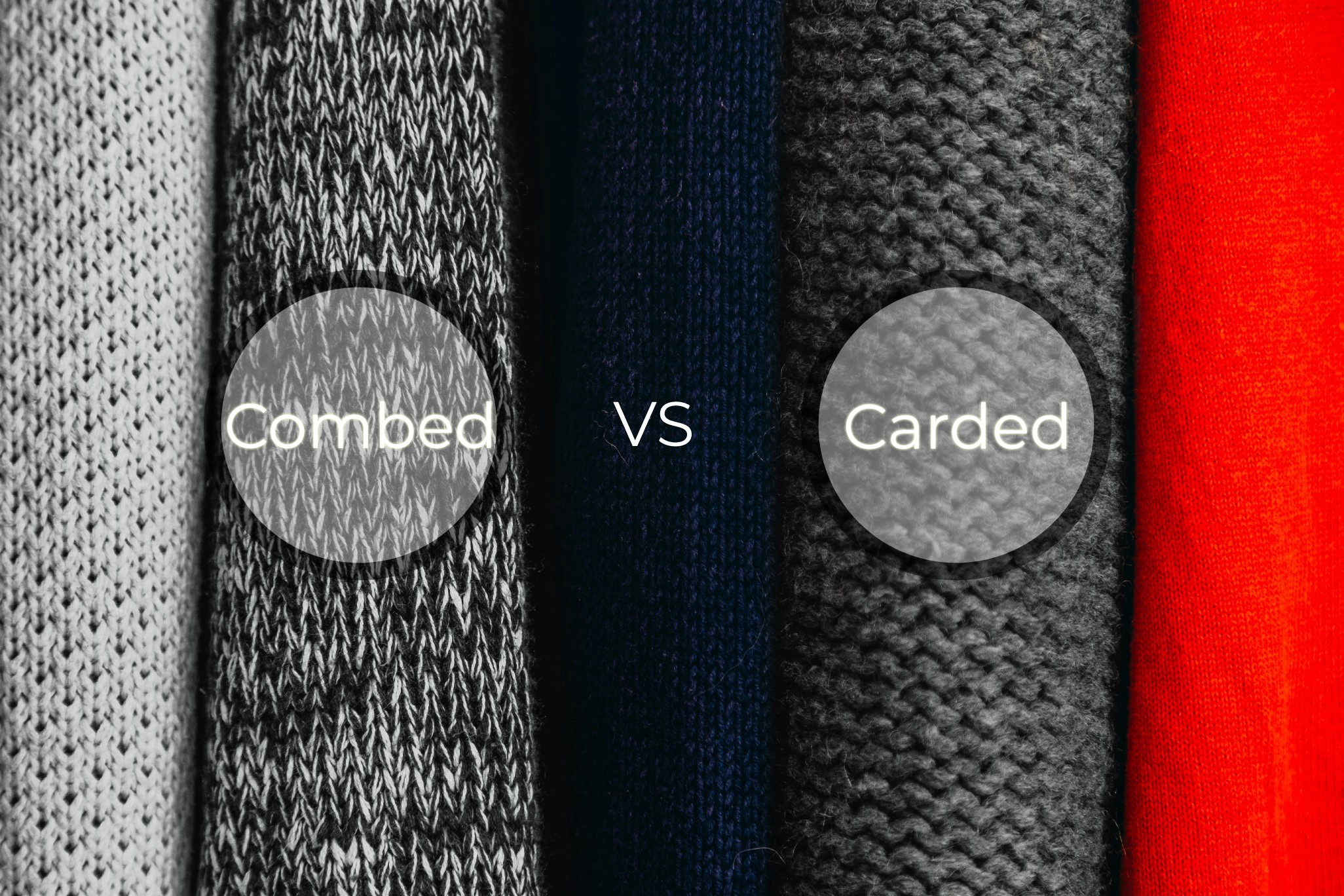 perbedaan kaos cotton combed dan carded