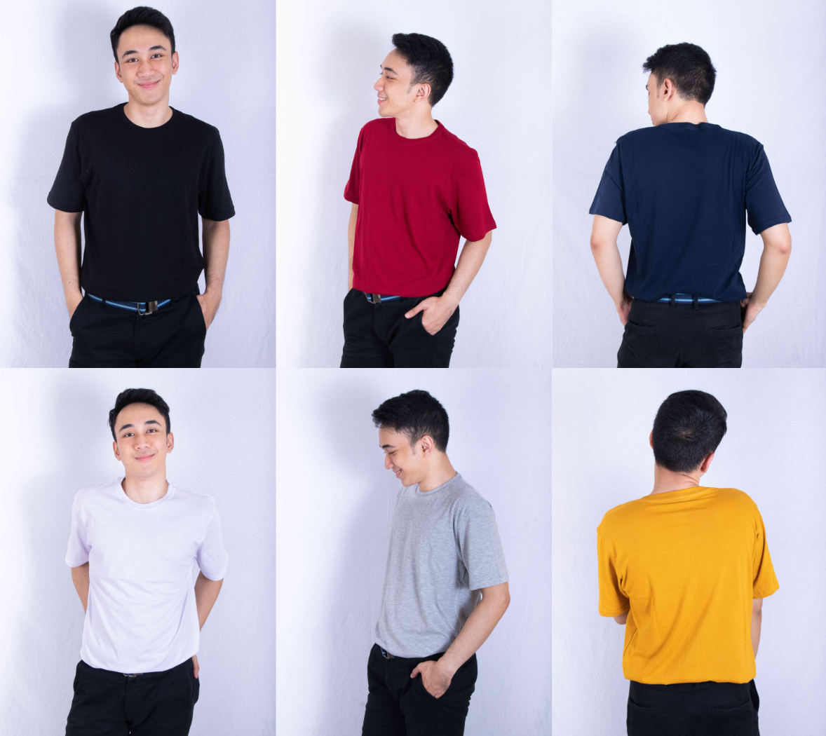 Cotton Combed Dyobasic dari Dyotees