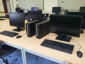 Die neuen PCs in R203