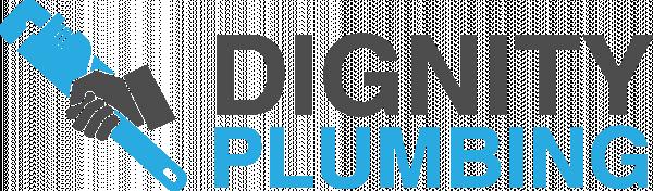 dignity plumbing logo