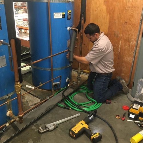 Commercial plumbing in Clark County, NV