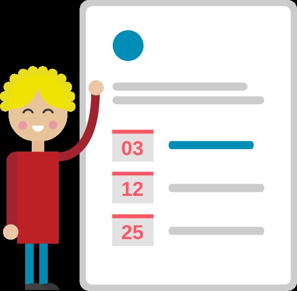 ChurchDesk Portal calendar reporting