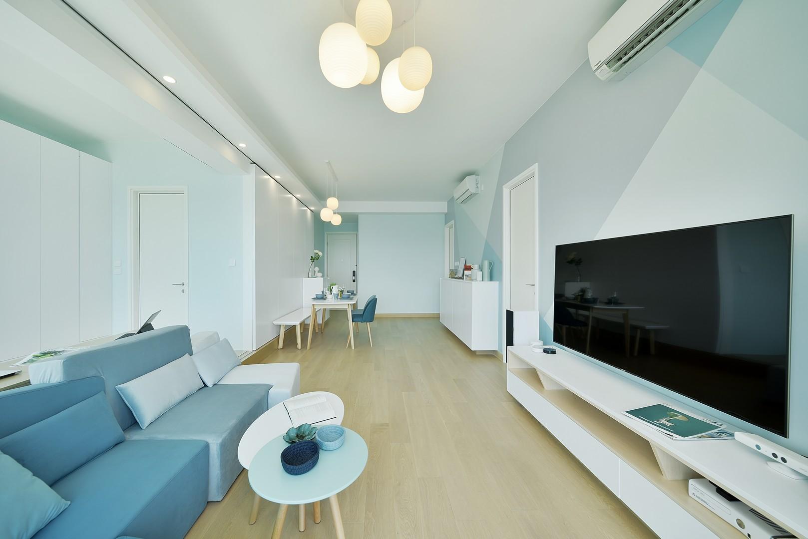 Inch Interior Design Hong Kong - The Capri 001