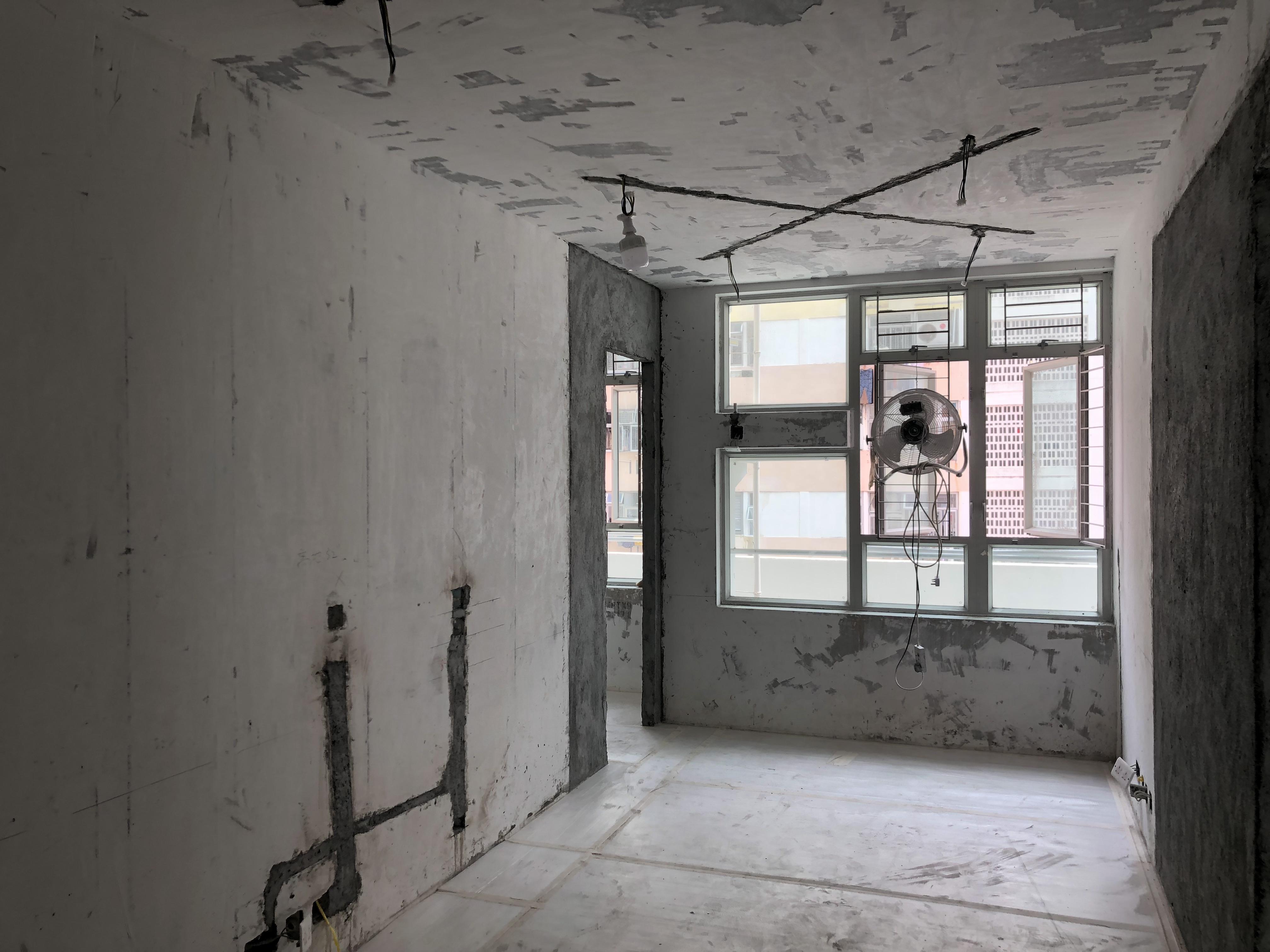 Inch Interior Design Hong Kong - Shek Kip Mei Estate - Renovations