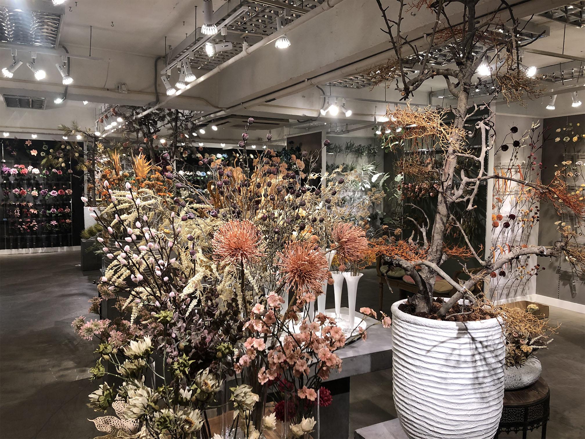 Inch Interior Design Flower Wonderland Picture One