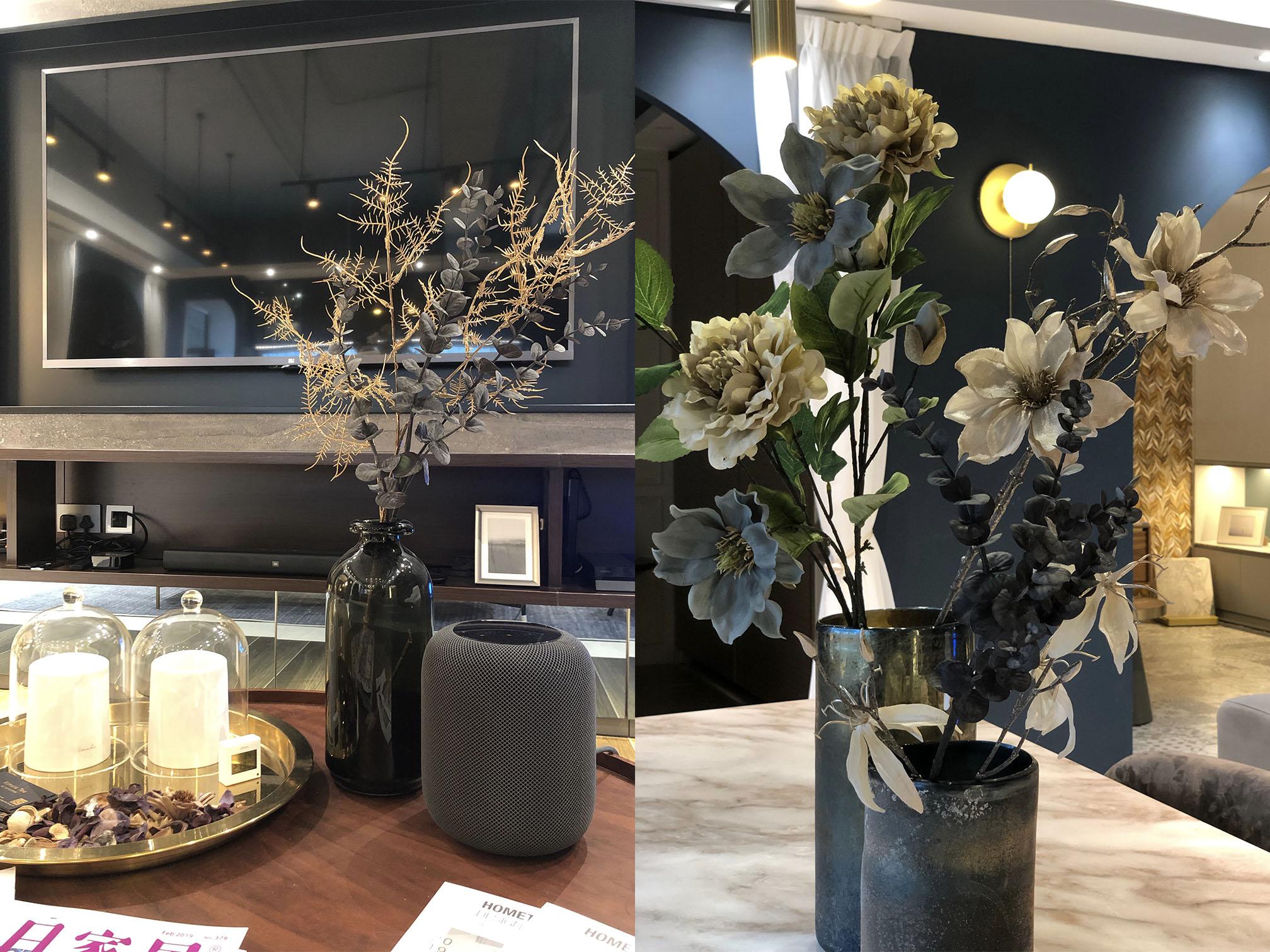 Inch Interior Design Flower Wonderland Picture Six