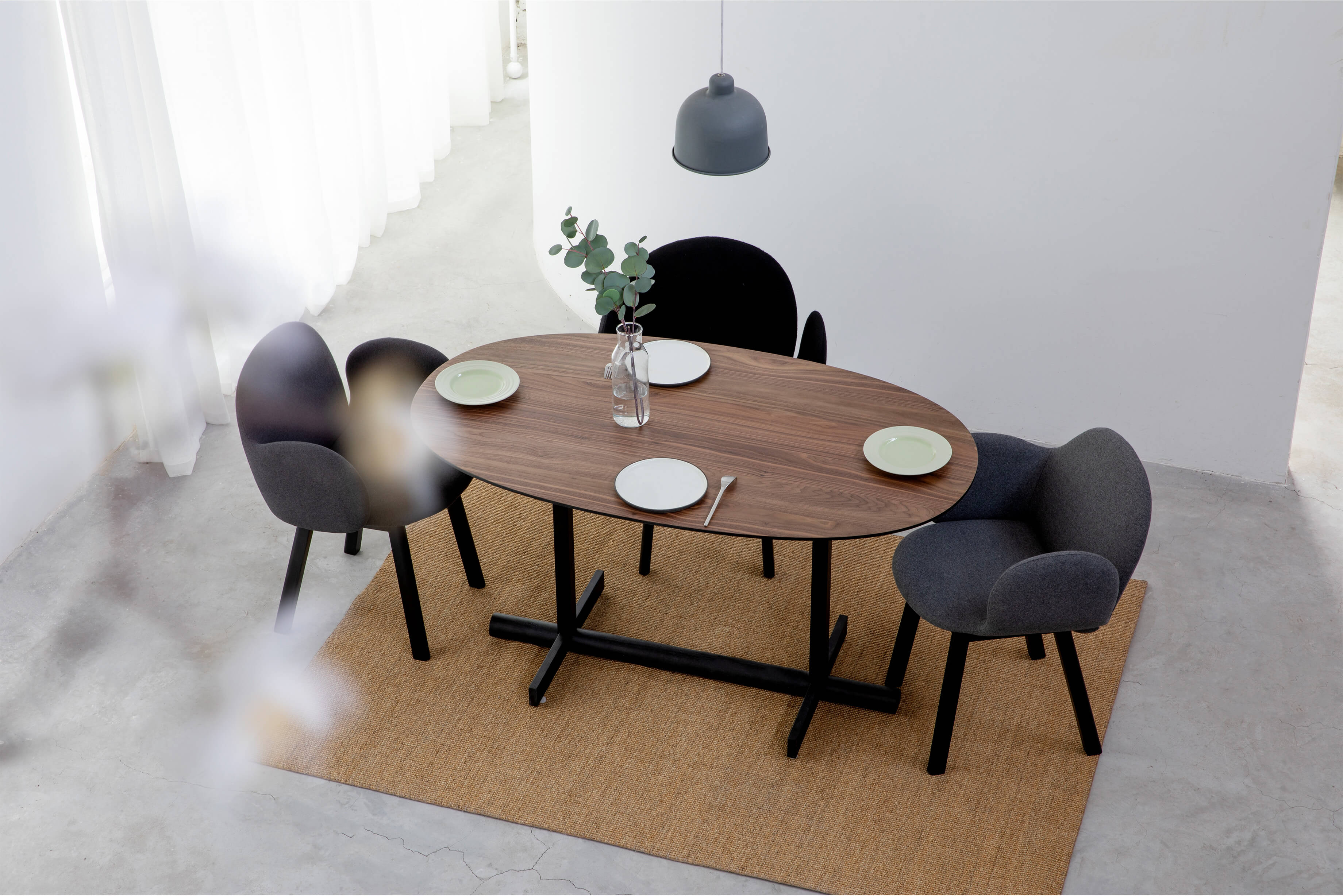 Inch Interior Design Ziinlife Tree Folding Table Picture 1
