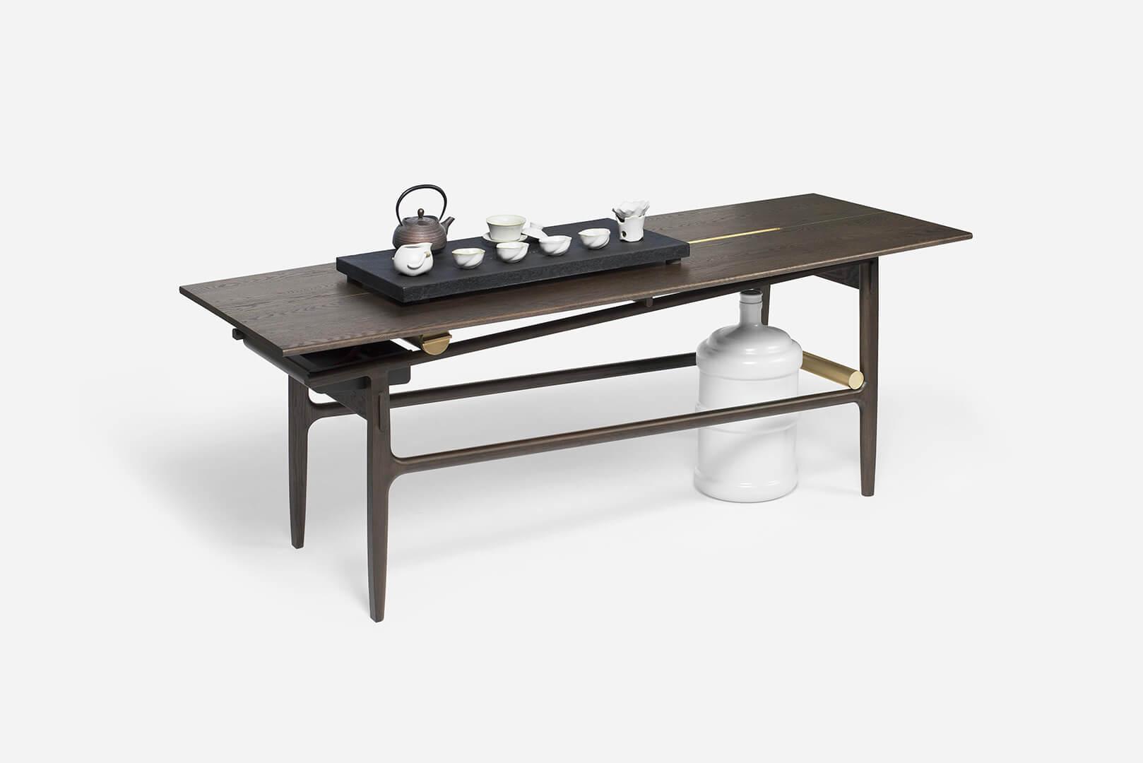 inch interior design ziinlife flow tea table