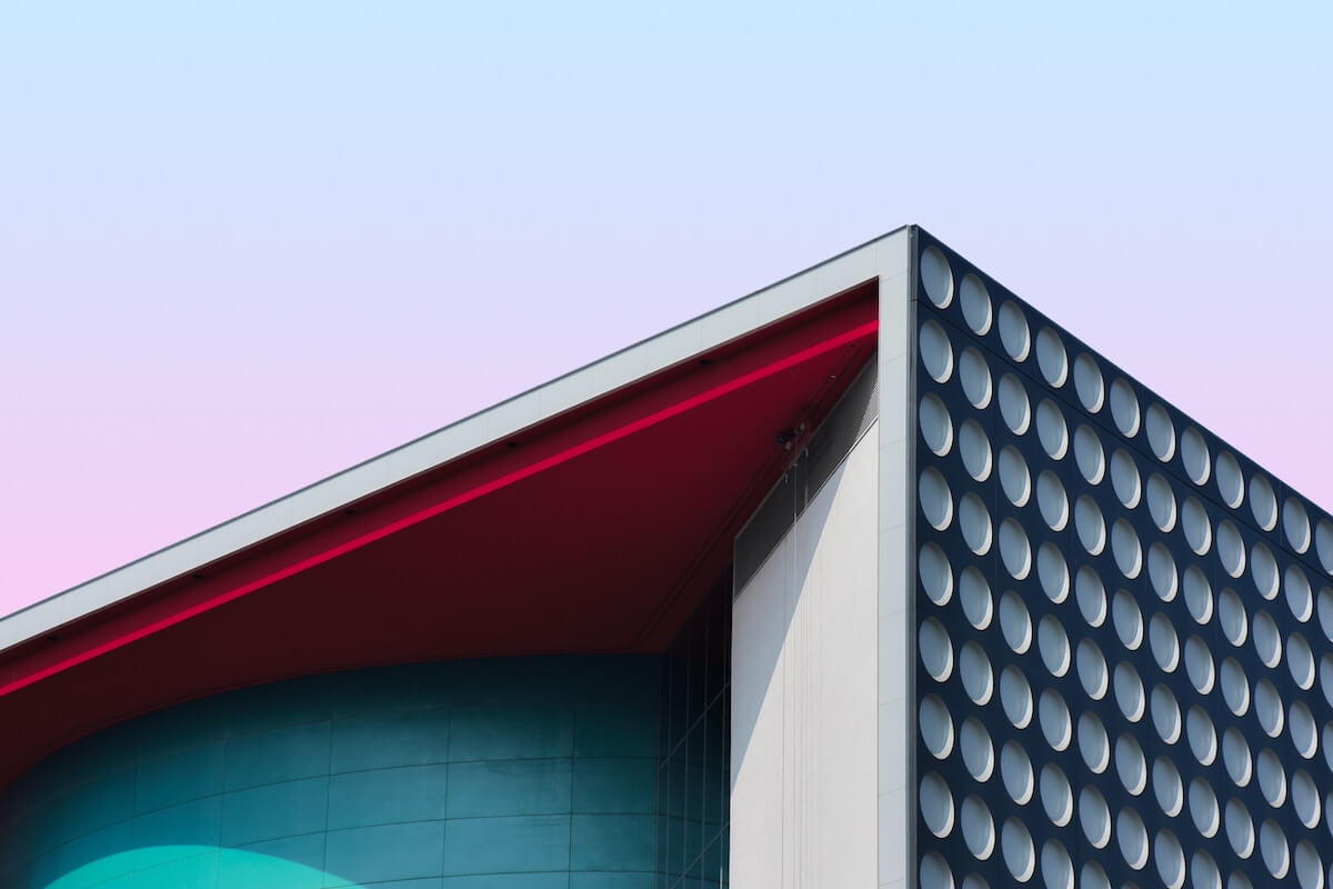 Modernes Designer Haus