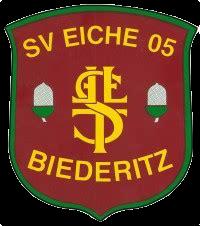 Logo des SV Eiche 05 Biederitz