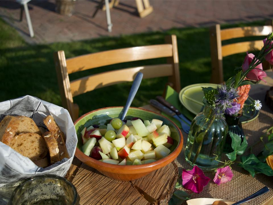 Tuinfeest grill, barbecue op maat