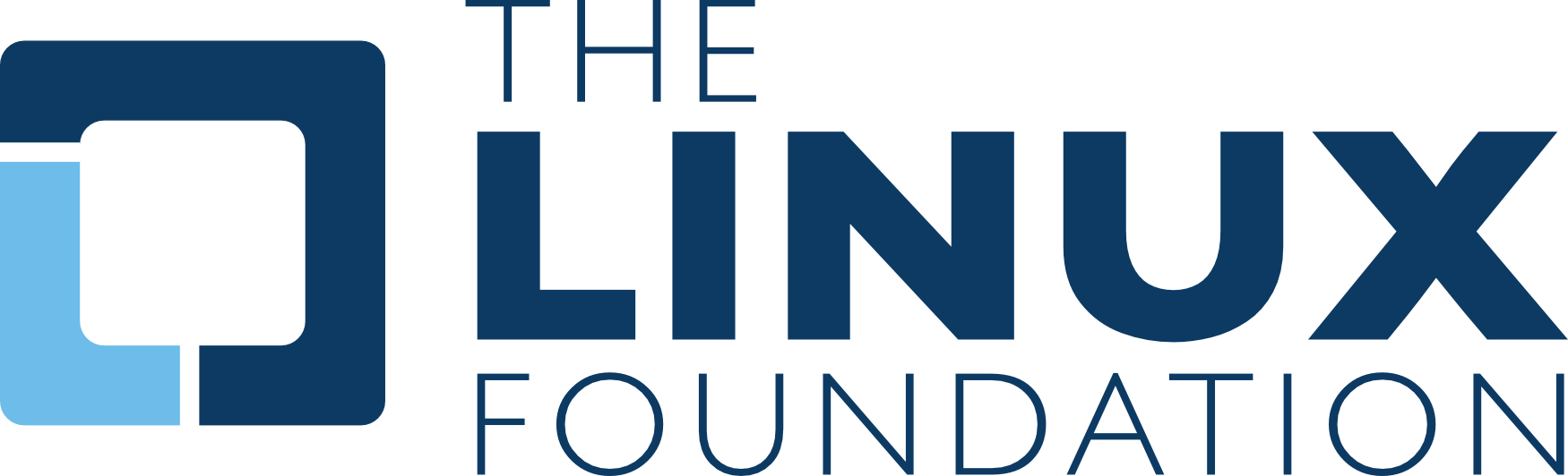 The linux foundation partner badge