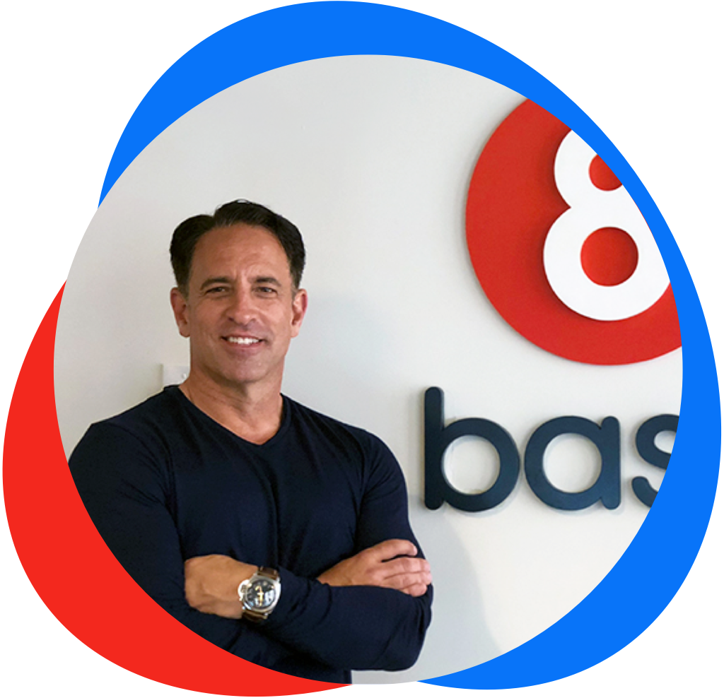 8base CEO, Albert Santalo