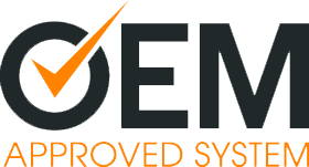 oem approved system logo